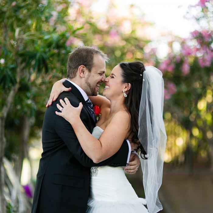 Jordan and Levi: A mountain top wedding.
