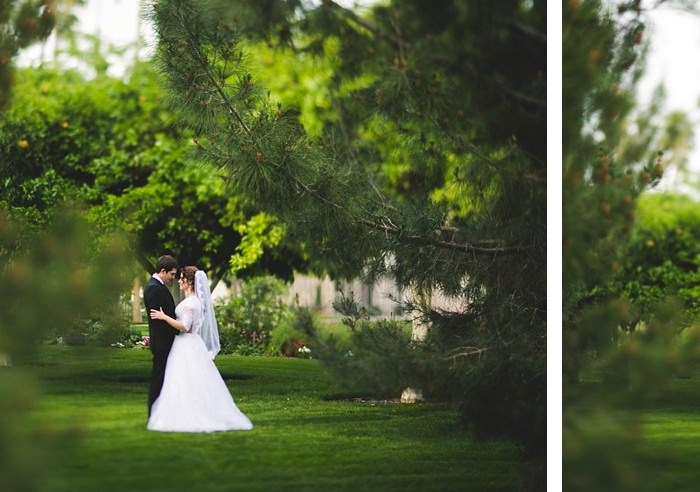 Natalie and Jeff: A Mesa Temple Wedding