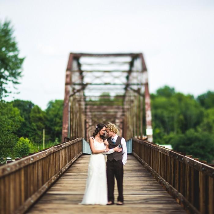 AT and Crystal: An Iowa Farm Wedding