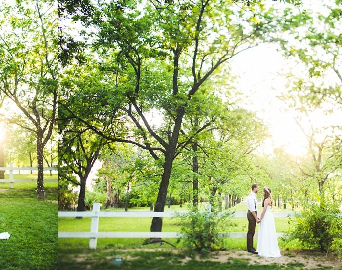 Johnny and Savannah: An Arizona Grove Wedding