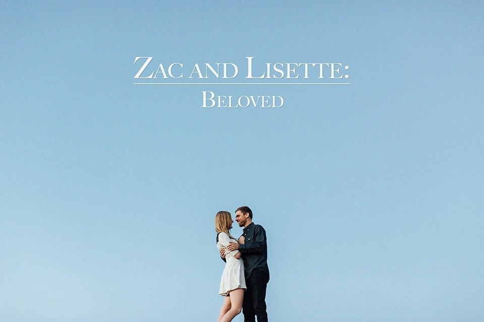 Zac and Lisette: Beloved Engagement - Flagstaff