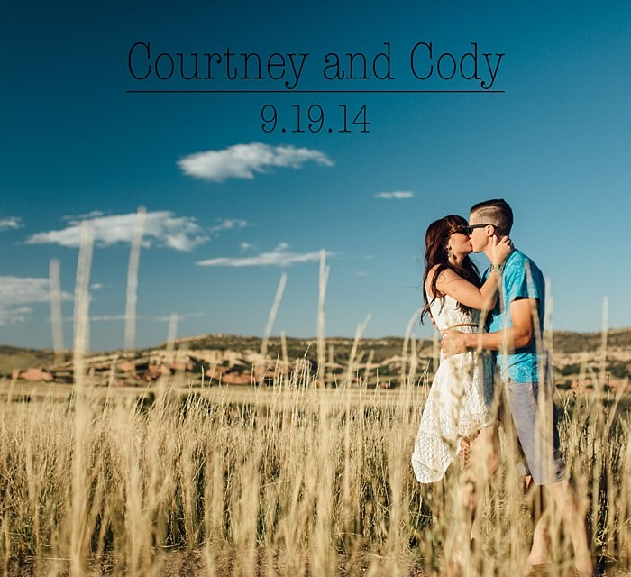 Courtney and Cody: A Colorado Mountain Wedding