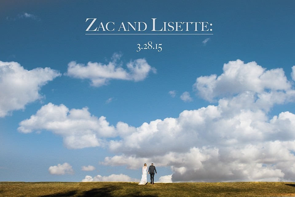 Zac and Lisette: An Arizona Spring Wedding