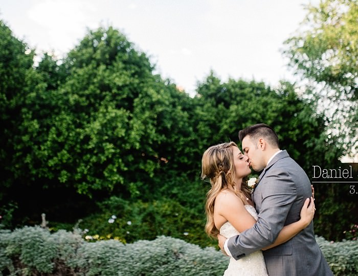 Daniel and Erika: A Joy-filled Garden Wedding