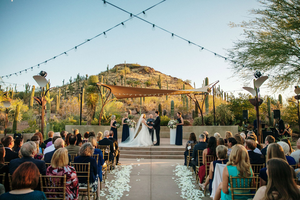 Wedding Ceremony Arizona